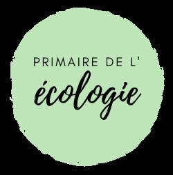 Primaire de l'ecologie
